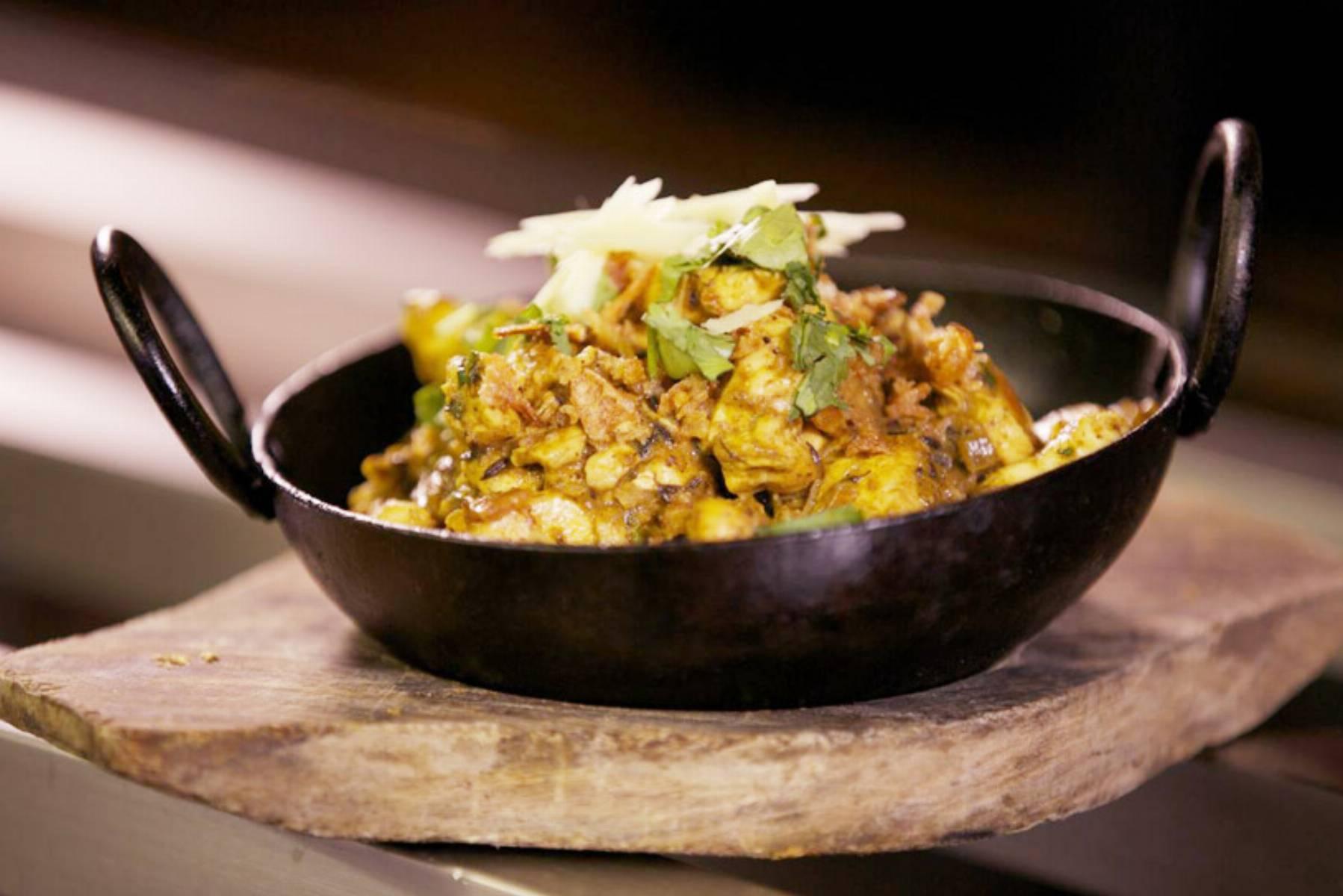 Curry-z-kurczaka