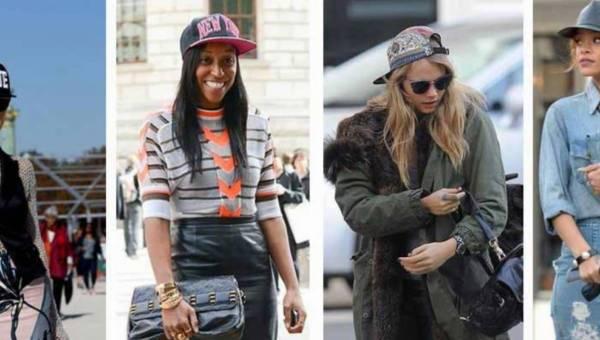 Modne czapki z daszkiem na wiosnę 2016