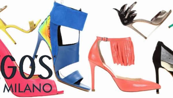 Stylowa kolekcja butów HEGO`S MILANO wiosna lato 2016