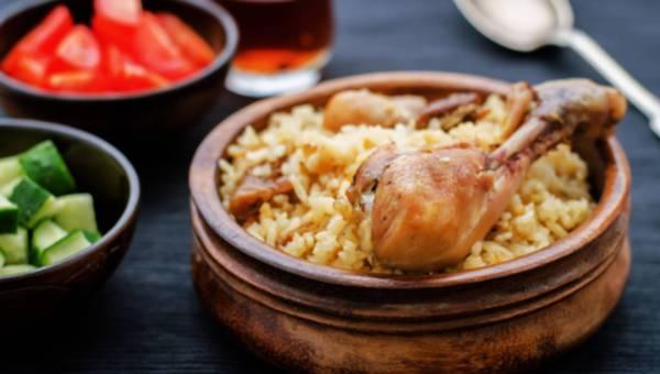 Łatwy kurczak z figami w stylu marokańskim