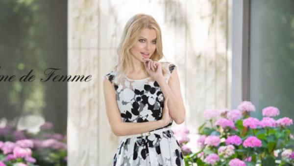Kolekcja marki LAME DE FEMME wiosna lato 2016