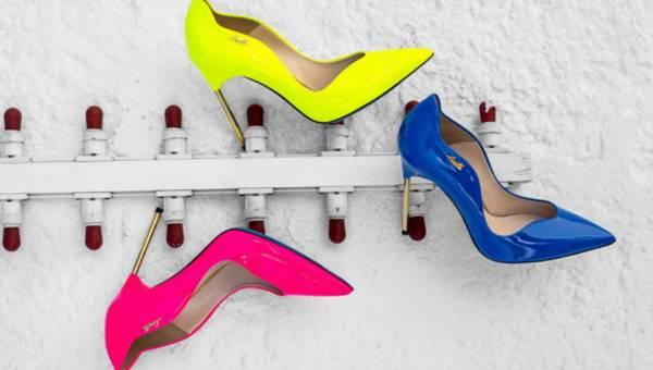 Najnowsza kolekcja butów LORIBLU wiosna lato 2016