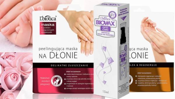 Maski L'biotica na tkaninie – nowość kosmetyczna dla dłoni!