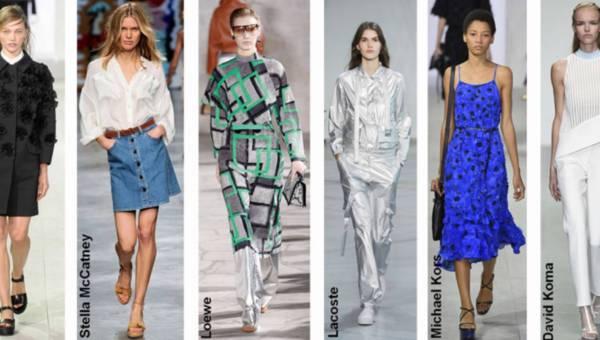 6 hot trendów nadchodzącego sezonu – moda wiosna lato 2016. Co musisz mieć w szafie?