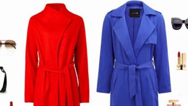Modne stylizacje: płaszcze na wiosnę 2016