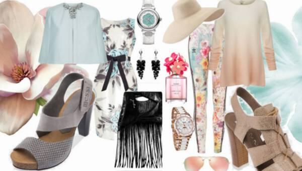 Modne stylizacje na wiosnę – zoom na buty