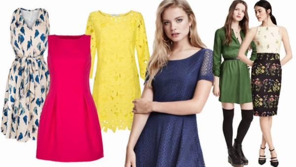 Shoppingowy przegląd: Modne sukienki wiosna 2016