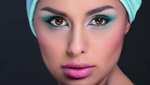 Pastelowy makijaż na wiosnę 2016 od Pierre Rene Professional