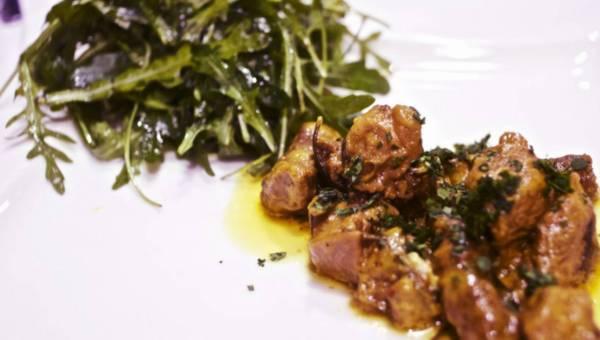 Potrawka z jagnięciny (florencka fricassea)