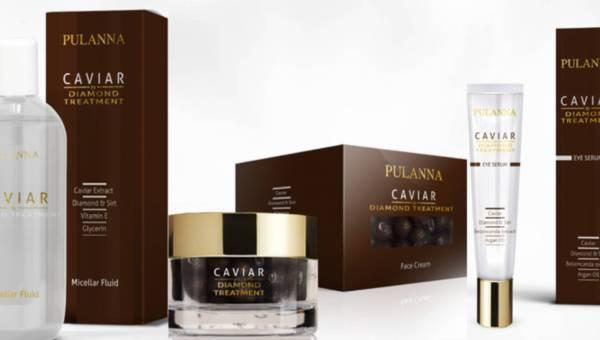Nowa seria kosmetyków do pielęgnacji Pulanna Kawior & Diament