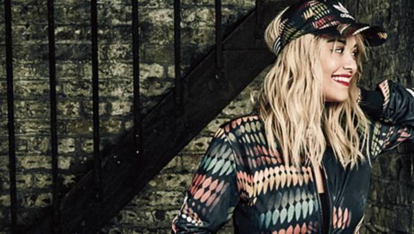 Rita Ora dla adidas Originals w kolekcji na wiosnę 2016