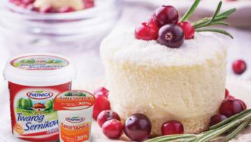 Sprawdzony przepis na sernik z rosą