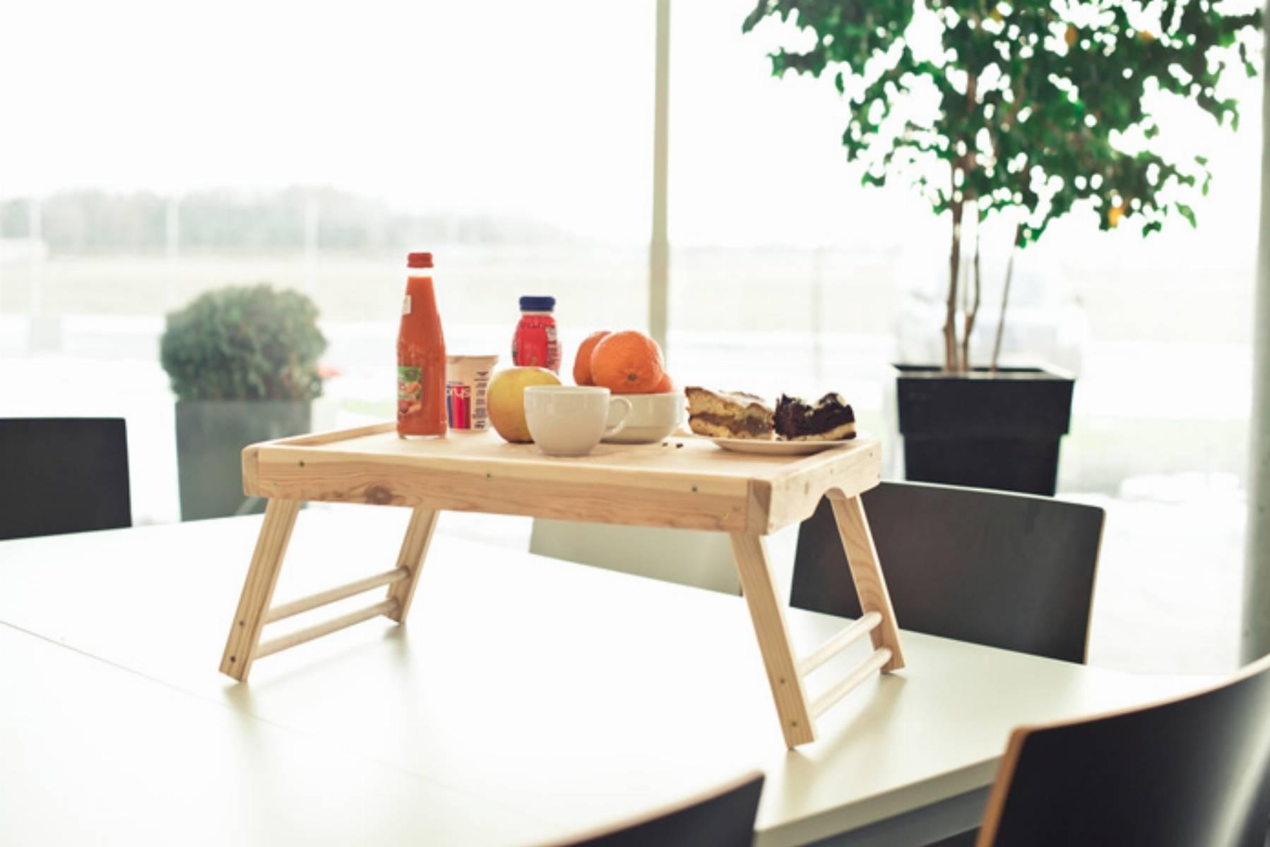 Diy Jak Zrobić Stolik śniadaniowy Kobietamagpl