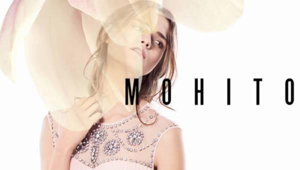 Pastelowe sukienki Mohito wiosna lato 2016 w linii Celebration na specjalne okazje