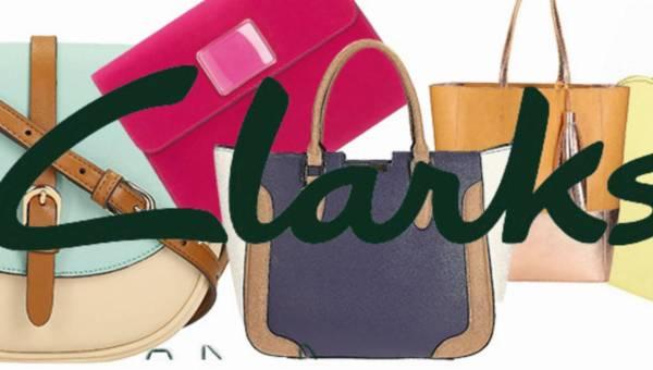 Kolekcja modnych torebek Clarks wiosna lato 2016