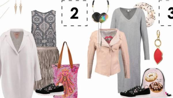 Wiosenne stylizacje – Jedna para butów – Siedem propozycji