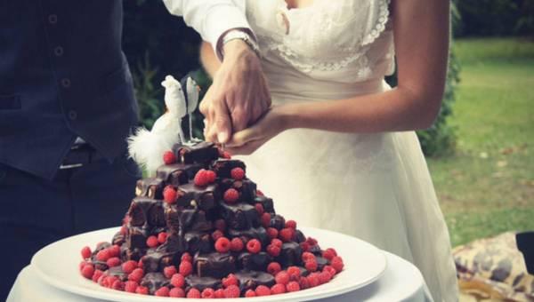 Co zamiast tortu weselnego ?