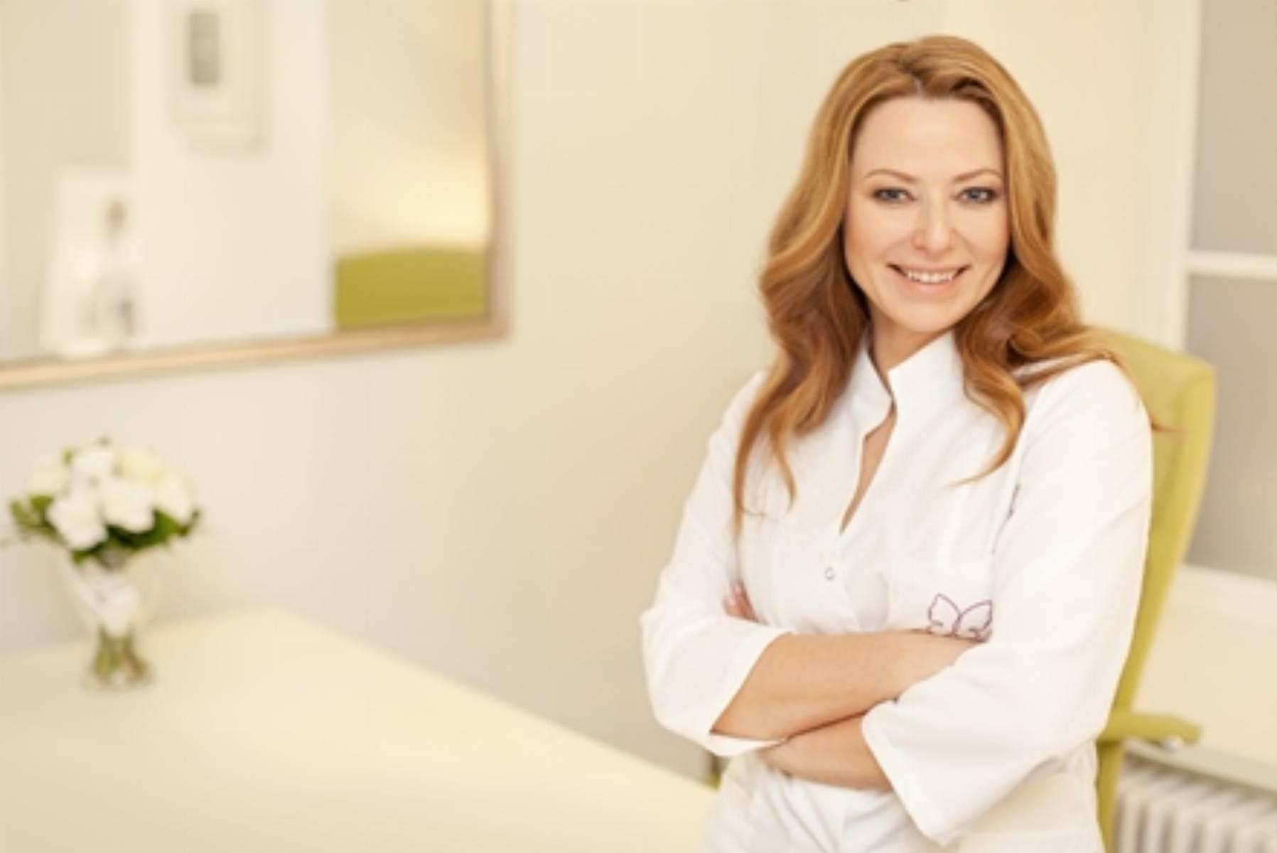 dr Agnieszka Bliżanowskaj z Centrum WellDerm