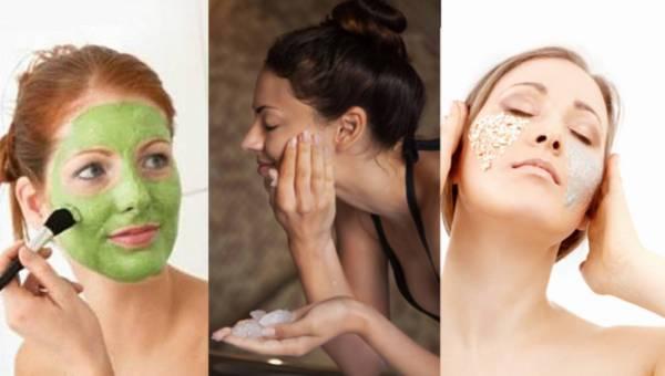 10 nietypowych kuracji skóry