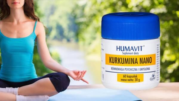 Kurkumina – złoty kolor zdrowia