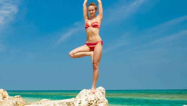 Joga, korzystny wpływ na kręgosłup