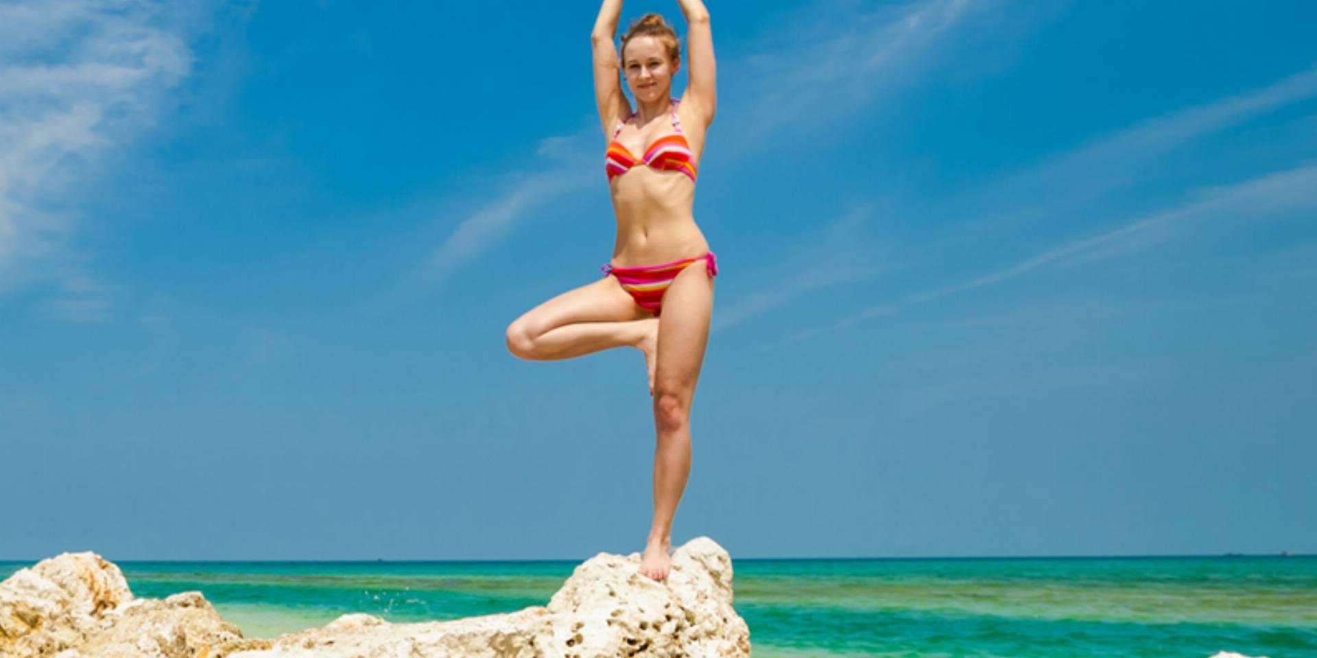 Czy joga ma korzystny wpływ na kręgosłup