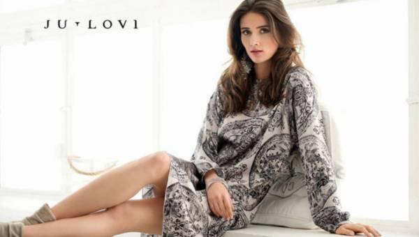Zwiewne sukienki w kolekcji nowej marki – Ju Lovi wiosna 2016