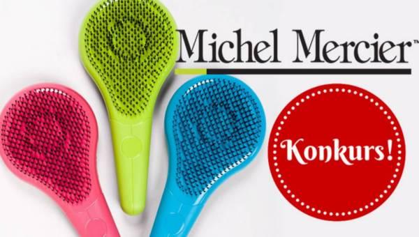 Wyniki konkursu: Profesjonalne szczotki Michel Mercier do pielęgnacji włosów
