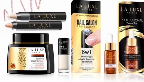 Nowości kosmetyczne marki LA LUXE PARIS na wiosnę 2016