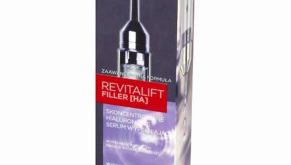 L'OREAL, REVITALIFT FILLER – Skoncentrowane Hialuronowe Serum Wypełniające