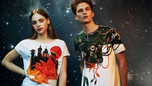 T-shirty z nadrukami Patryka Hardzieja w kolekcji Medicine wiosna 2016