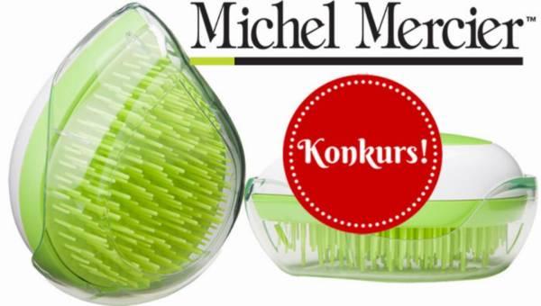 KONKURS: Wygraj profesjonalne szczotki Michel Mercier do pielęgnacji włosów
