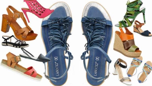 Shoppingowy przegląd: Modne sandały 2016