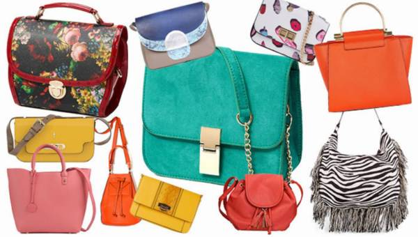 Shoppingowy przegląd: Modne torebki na wiosnę 2016