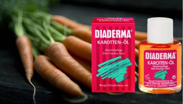Nowośc w naturalnej pielęgnacji – olejek marchewkowy