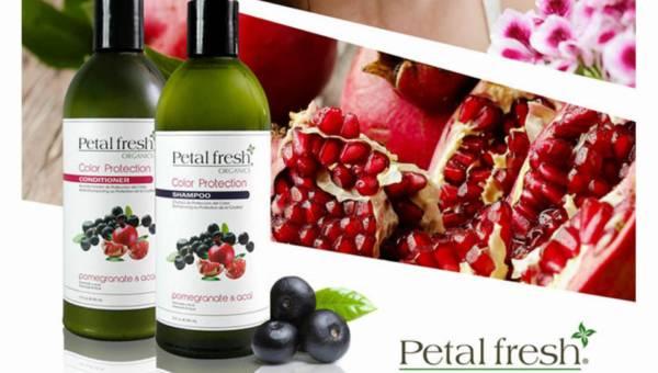 Nowa linia kosmetyków do włosów Petal Fresh Organics
