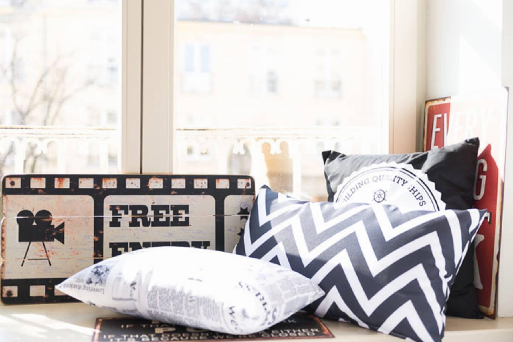 Poduszki dekoracyjne La Petite Maison (4)