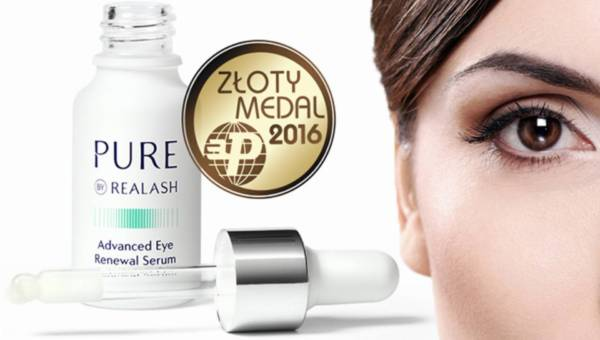Serum pod oczy PURE od Realash Cosmetics