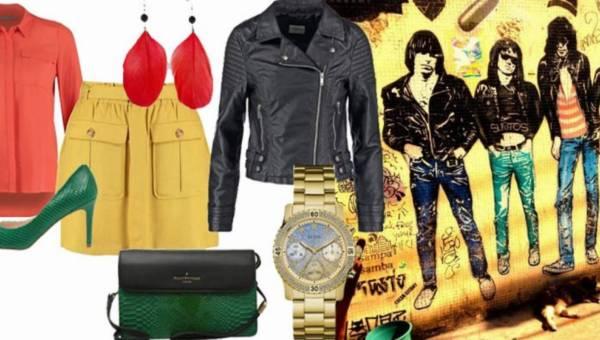 Ramoneska damska – jak ją nosić? 10 modnych stylizacji na wiosnę