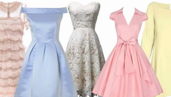 Sukienki na ślub cywilny – przegląd modeli (dużo zdjęć)