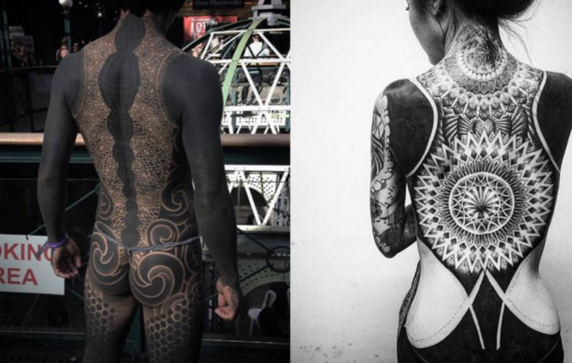Tatuaż blackout