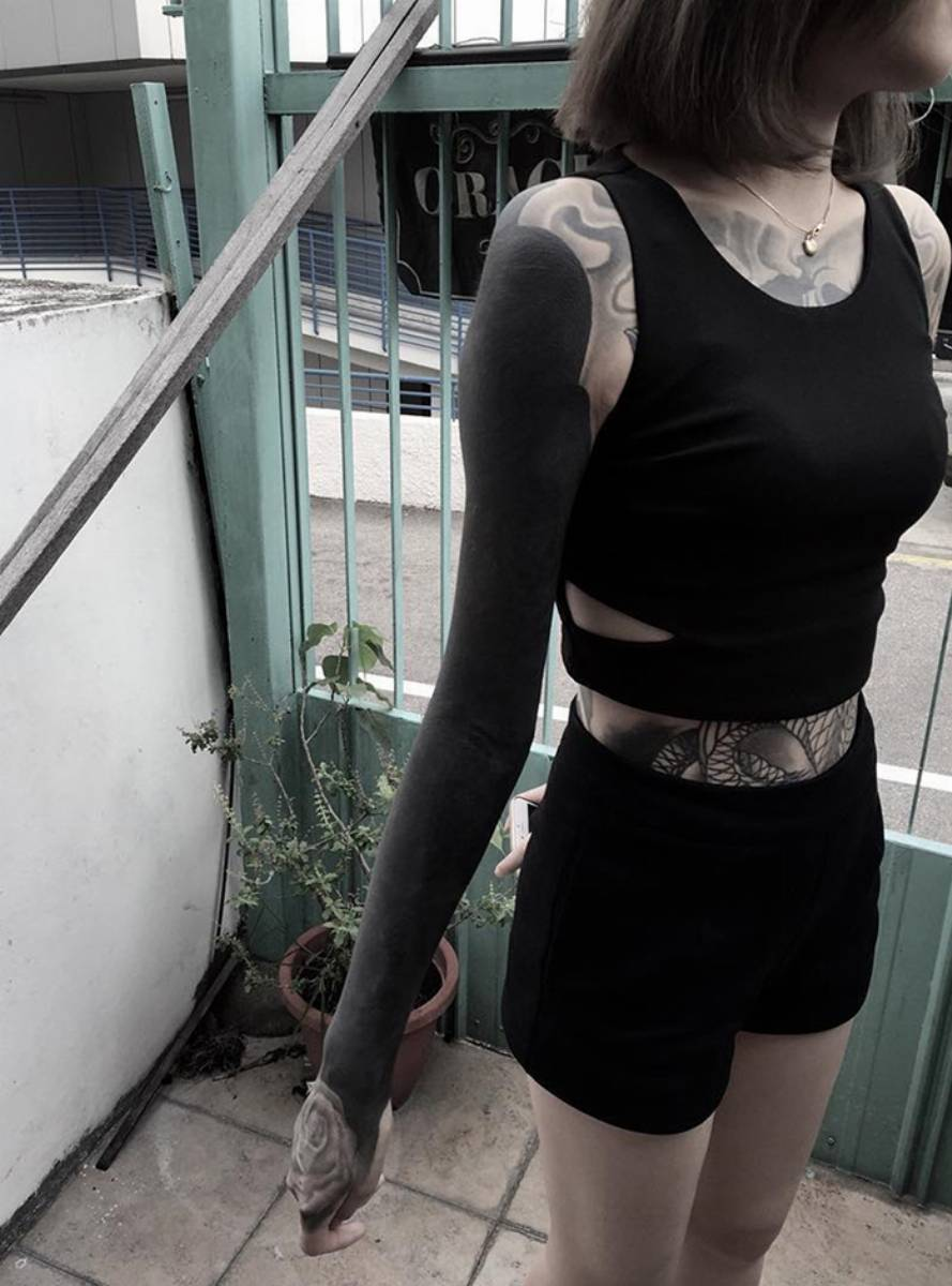 Tatuaż blackout_9