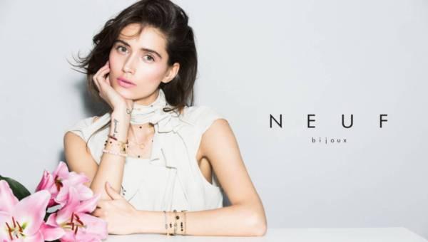 Nowa kolekcja biżuterii Neuf Bijoux wiosna lato 2016