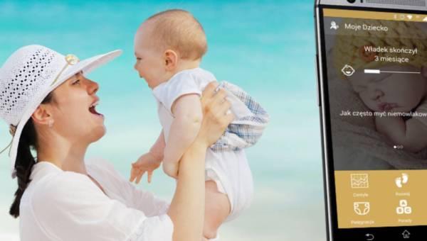 7 aplikacji na smartfony dla młodych mam
