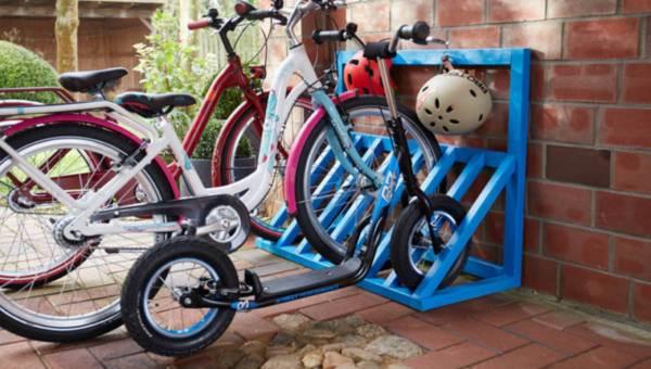 DIY: Stojak na rowery – jak go wykonać samodzielnie?