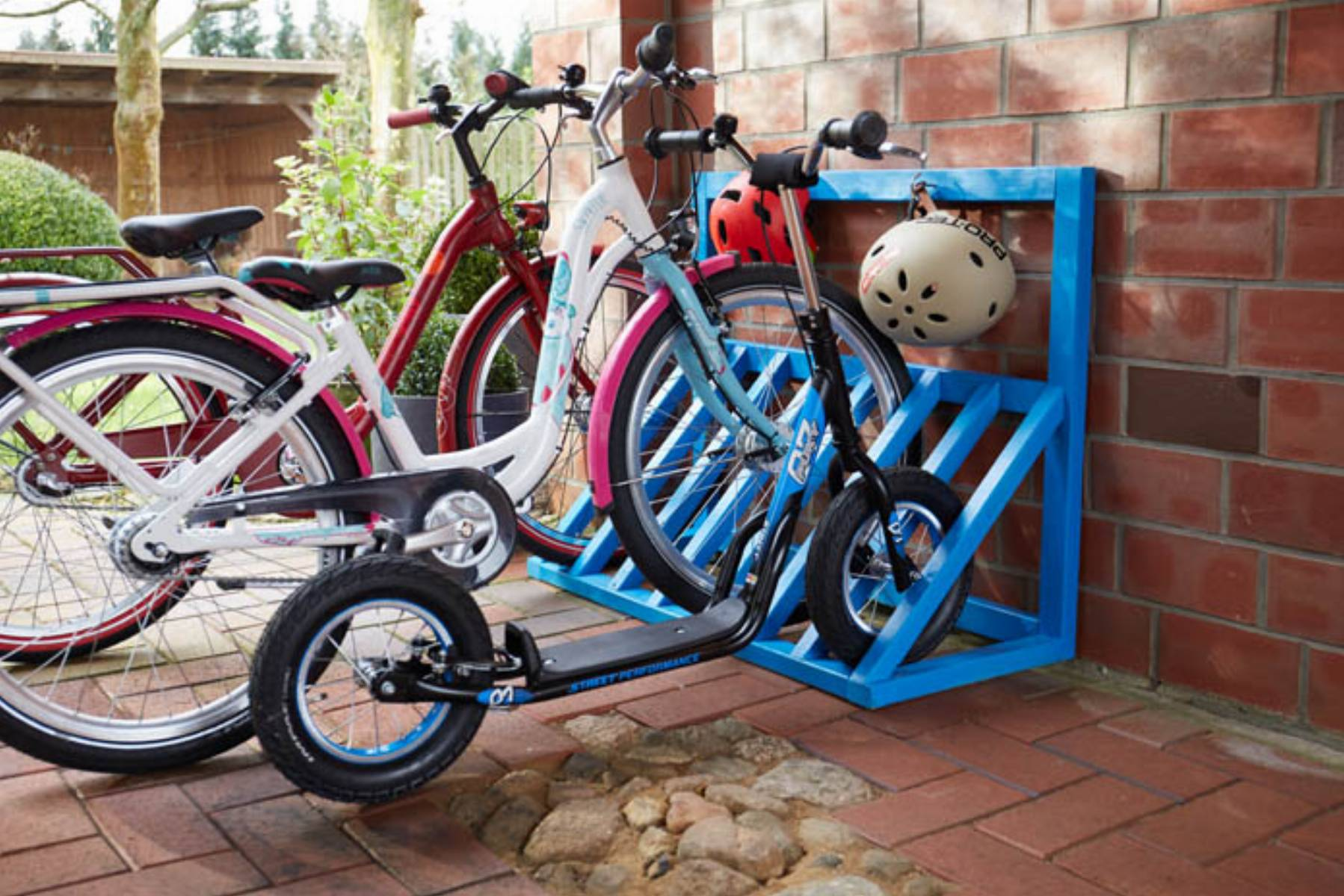 Bosch HG_Stojak na rower