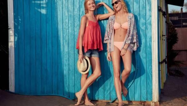 Kolekcja plażowa Camaieu lato 2016