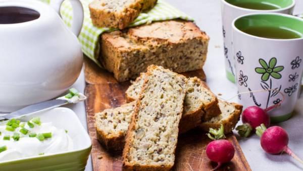 Przepis na chleb bezglutenowy wieloziarnisty