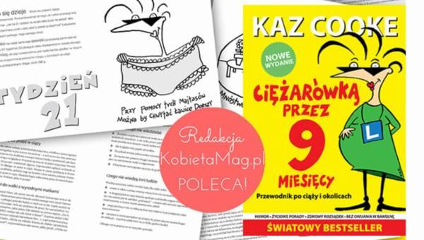 Ciężarówką przez 9 miesięcy – Nowe wydanie kultowego poradnika dla przyszłych mam!