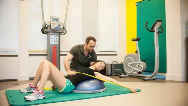 Trening medyczny, czyli połączenie sportu i fizjoterapii